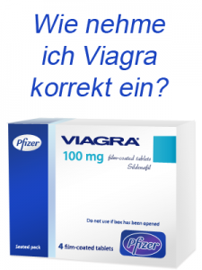 viagra einnahme