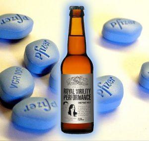 viagra und bier