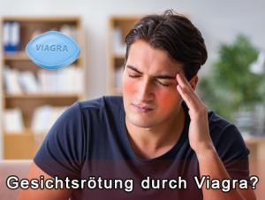 gesichtsroetung viagra