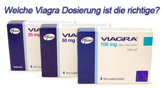 viagra dosierungen